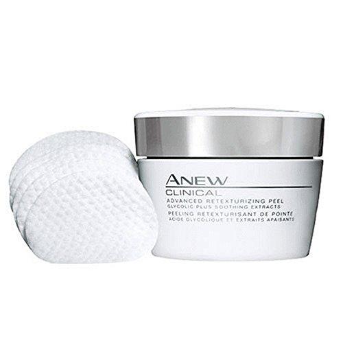 Avon ANEW CLINICAL Advanced Retexturizing Peel, 1.47 Ounce
