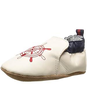 Seth Soft Sole Crib Shoe (Infant)