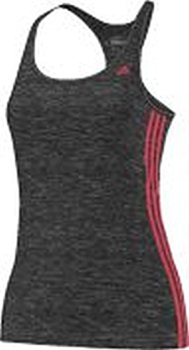donna da 2xs Mid Nero Ess Rosso Colore Adidas 3stank rosso Blckme Canotta taglia rosso Blckme pwgXnTq