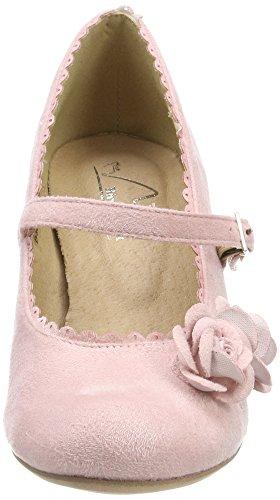 Heels Hirschkogel Rosa Toe Light Women's 5 Pink UK 022 3002724 Blue Closed Blue UwqwFxIS4
