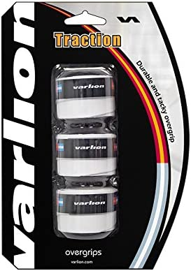 Varlion Traction - Overgrip de pádel, color blanco: Amazon.es ...