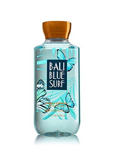 Bath Body Blue (Bath and Body Works Bali Blue Surf Shower Gel Body Wash 10 Ounce Full Size)