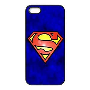 iPhone 4 4s Cell Phone Case Black Abstract Funny Superman Logo B9N9UR