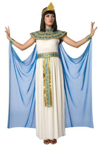 Cleopatra Adult Costume (Womens (Egypt Halloween Costumes)