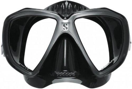 Scubapro Spectra TruFit Silicone Scuba Mask - Silver/Black