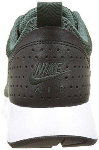 Nike Air Max Tavas, Bassi Uomo, Verde (Grove Green/Black-White), 41 EU