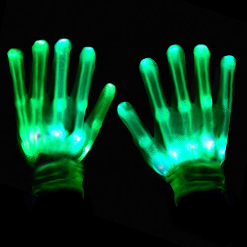 BESTTY LED_Glowing_Gloves