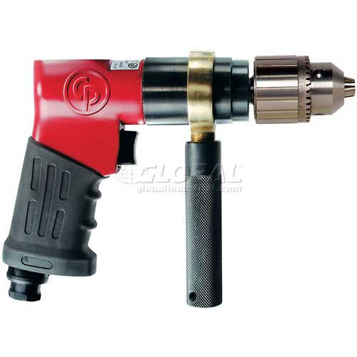 Chicago Pneumatic 147-CP9789 .5 in. Reversible Drills