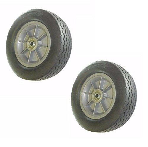 Cushion Solid Rubber Wheel ((Two) Cushion Rubber Tire 2-1/4