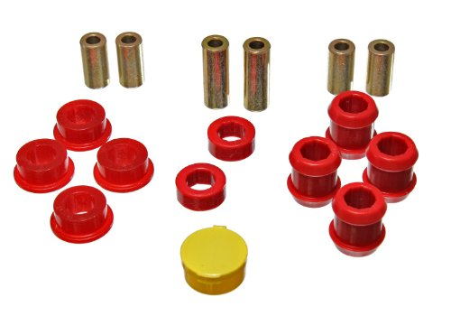Bushings Energy Suspension Crx (Energy Suspension Control Arm Bushings 1988-1991 Honda CRX - Component Sets)