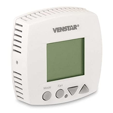 41AptmizzsL._SX466_ venstar t1050 small footprint thermostat programmable household totaline p474 0100 wiring diagram at mr168.co