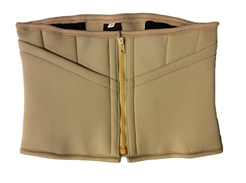 Eurotique Beige Concealed Neoprene Corset product image