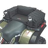 Coleman ATV Rear Padded-Bottom Bag (Black)