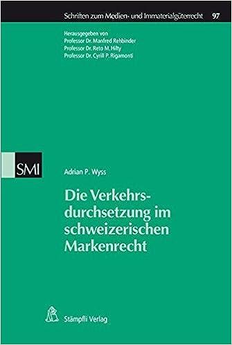 Book Die Verkehrsdurchsetzung im schweizerischen Markenrecht