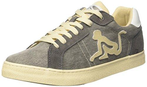 Sneaker England Gray New Uomo Cream Vintage Grigio DrunknMunky vAtwRq