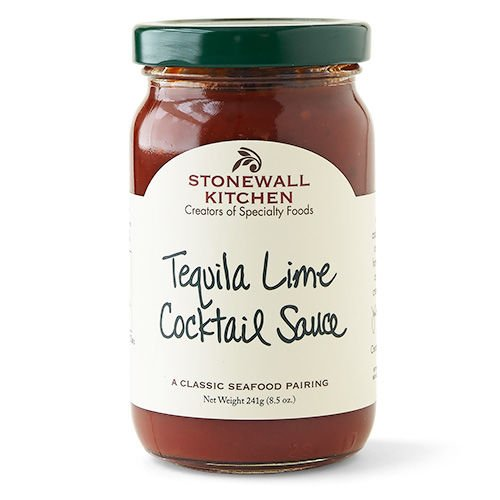 Stonewall Kitchen Gluten-free Tequila Lime Cocktail Sauce, 8.5 ()
