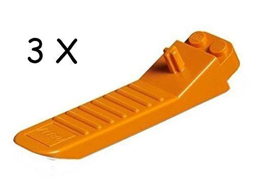 Accessories Orange Brick Separator piece