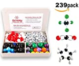 Best Chemistry Sets - Organic Chemistry Model Kit (239 pieces). Molecular Model Review