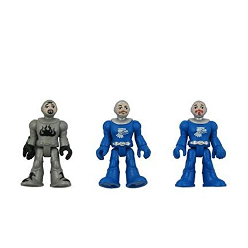 Fisher-Price Imaginext Eagle Talon 3 Knights Figure Set