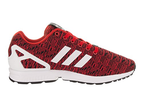 Adidas Originali Mens Zx Flux Graphic Red / Core Black / Footwear White 8 D Us