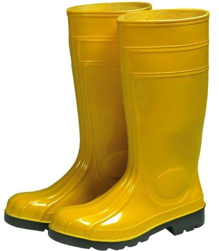 Sicherheitsstiefel PVC Knie in 41 Klasse S5 Yellow Maurer