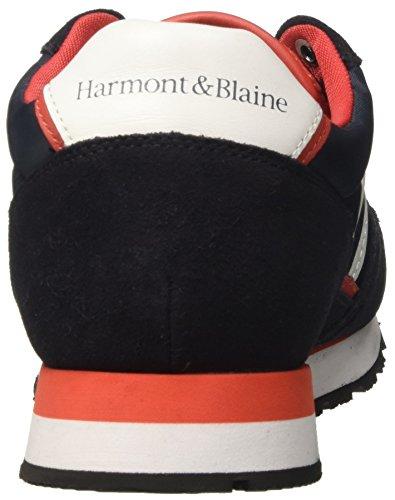Grey Grigio Uomo amp; Sneaker Blaine Harmont Xxqg61W
