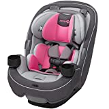Safety 1st Safety 1st Grow and Go - Asiento convertible 3 en 1 para coche, rosa de carbono