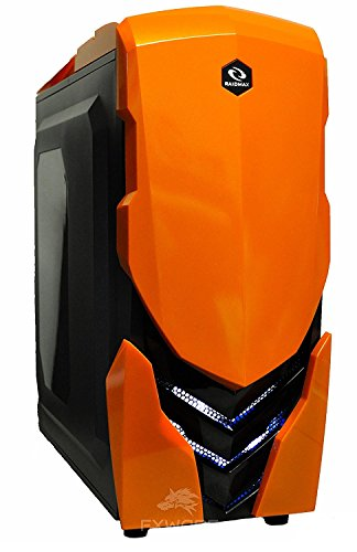 Fxware Ninja Custom Gaming Desktop PC (4.0GHz Quad Core C...
