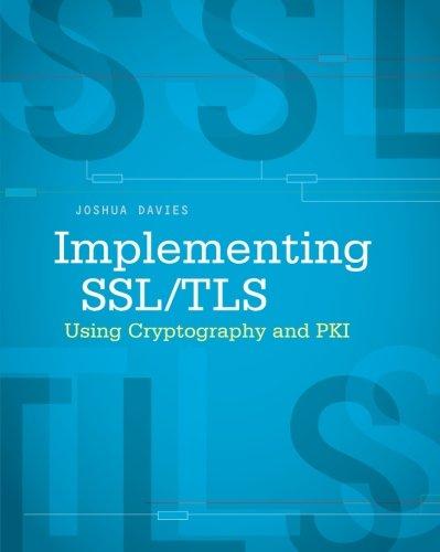 Implementing SSL/TLS