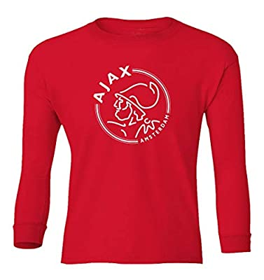 Spark Apparel New Soccer Amsterdam Youth Long Sleeve T-Shirt