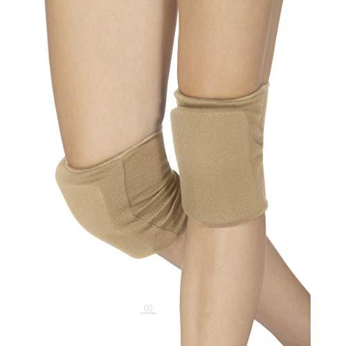 Hip Hop Dance Costumes For Competition Men - Eurotard Knee Pads (Medium,