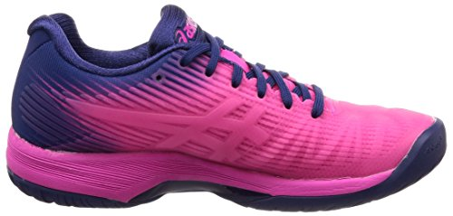 Rose Homme Tennis Blanc Asics 7 Resolution Chaussures Argent de Gel TqxSYzAnRw