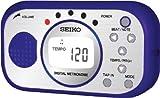 Seiko DM100SE Digital Metronome Silver Metronome