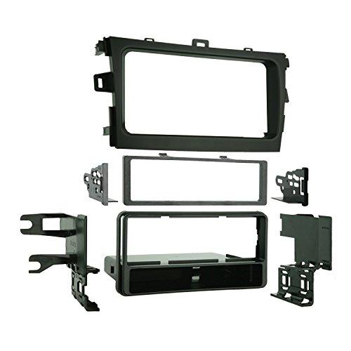 metra-99-8223-single-din-installation-dash-kit-for-2009-toyota-corolla-black