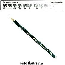 Lápis Grafite Sextavado Faber-Castell 9000 B - Ref. 9000B