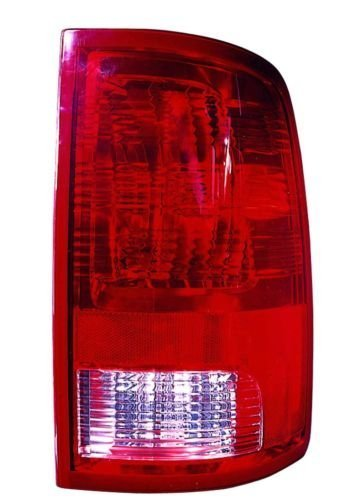 (Dodge Ram Pickup 1500 Replacement Tail Light Assembly - Passenger)