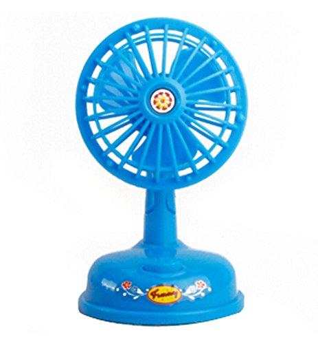 Mini Home Appliance Model Toys Kids Electronic Toys Play Toys(Fan)