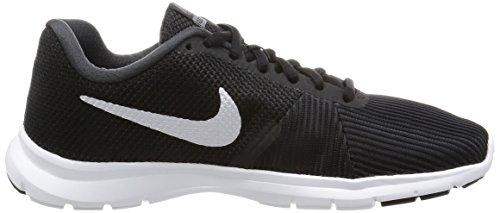 Flex anthracite NIKE Cross Bijoux Trainer Women's White Black AAq5rR0U