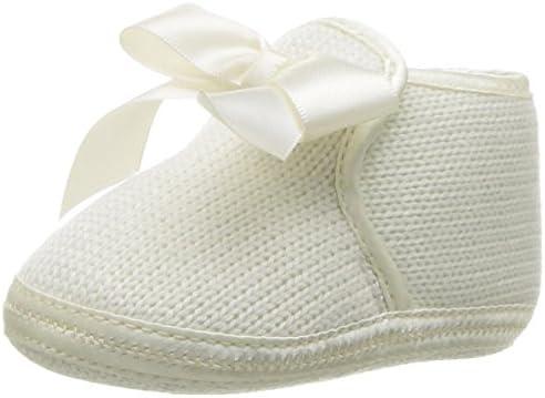 Ralph Lauren Layette Kids Addison White Slipper