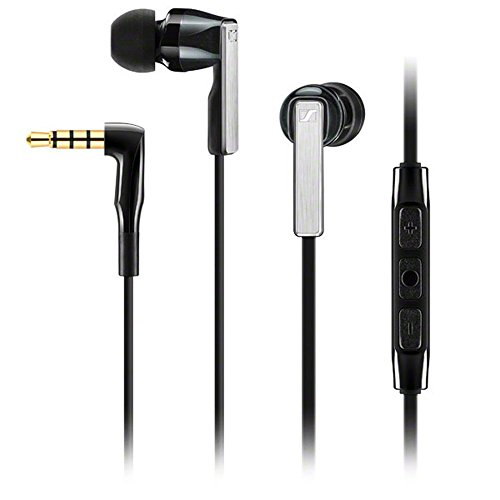 Sennheiser CX 5.00i Earbud Headphones Black CX 5.00I BLACK