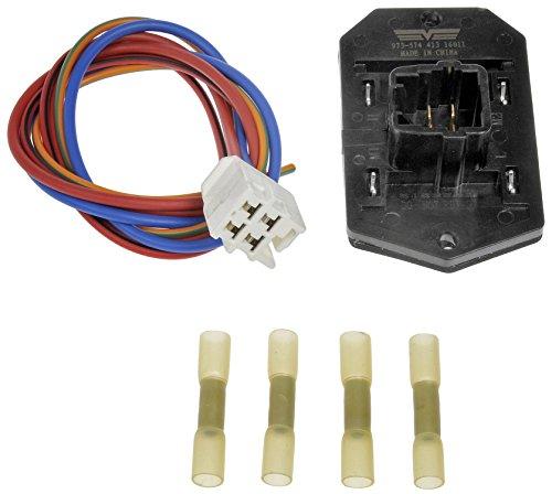 Dorman 973-574 Blower Motor Resistor Kit with Harness (Rav4 Blower Resistor)