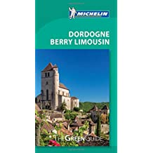 Michelin Green Guide Dordogne Berry Limousin, 8e