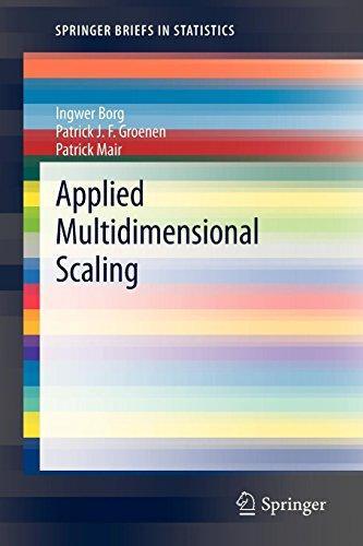 Applied Multidimensional Scaling (SpringerBriefs in Statistics)
