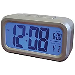 WESTCLOX 70045 Smart Backlight Alarm Clock