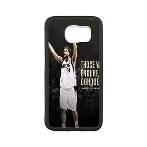 Creative Phone Case Dirk Nowitzki For Samsung Galaxy S6 O568622