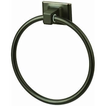 Design House 539239 Millbridge Towel Ring, Oil Rubbed Bronze