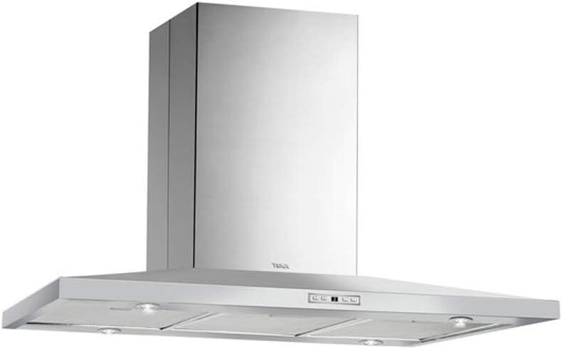 Teka DSB ISLA 985 796 m³/h De techo Acero inoxidable A - Campana (796 m³/h, Canalizado, A, A, C, 52 dB)