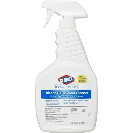 Dispatch Hospital Cleaner Disinfectant with Bleach ( CLEANER, DISINFECTANT, DISPATCH, 22 OZ ) 1 Each / Each