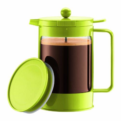 UPC 699965034290, Bodum Bean Ice French Press 1-1/2 Litre Iced Coffeemaker,51-Ounce, Green