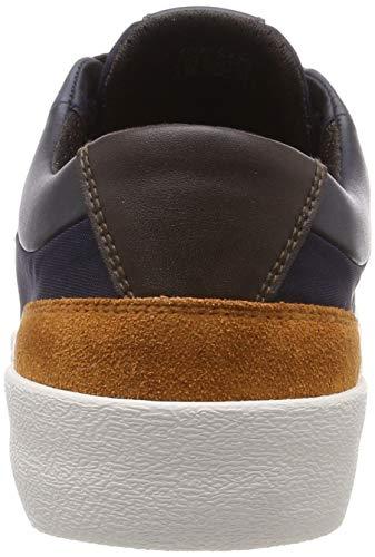 Geox U Warley A, Sneakers Basses Homme: